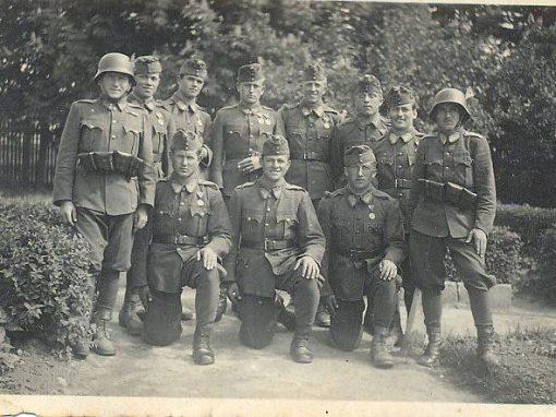 Pillanatképek a 2. világháborúról - III. rész Élet a pincékben