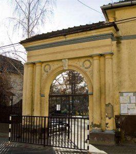 A tudós háza a tudás háza - Hevesy kastély és Hevesy György