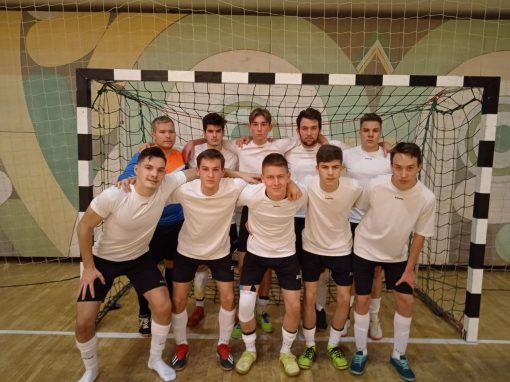 Döntetlent játszott U20-as futsal csapatunk