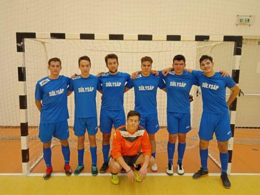 LABDARÚGÁS - Győzelem a Ferencváros ellen az U20-as Futsalbajnokságban