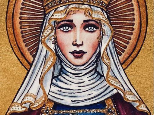 Erzsébet, a női eszmény megtestesülése