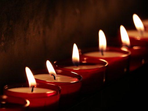 csendes gyertyagyújtás november 4 Sülysáp