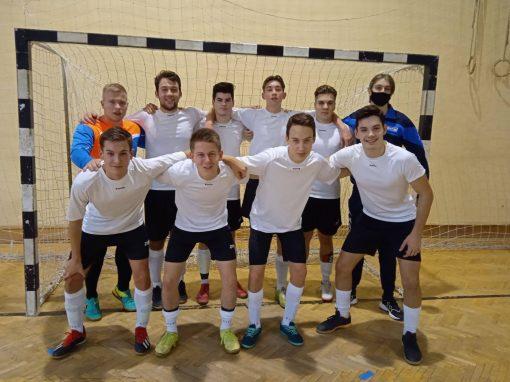 U20 Futsal - fölényes győzelem a nyitó fordulóban