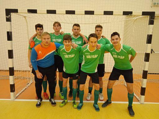 Magabiztos győzelmet arattak U20-as futsalosaink az Aszódi FC ellen