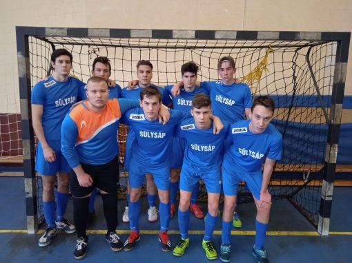 Futsal U20 - vereség a záró fordulóban