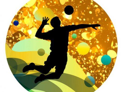 A sülysápi U17-es röplabdás fiúk az országos I. osztályba jutásért játszhattak