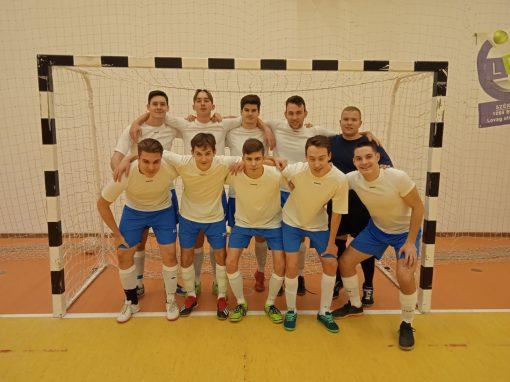 Futsal U20 - 3 pont, játék nélkül