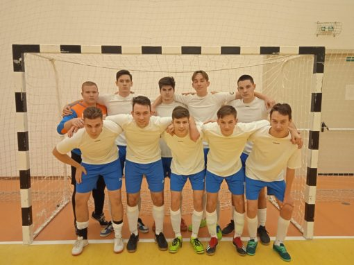 Futsal U20 - egy újabb győzelemmel közel a csoportelsőség