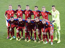 csapatfotó: Csehország