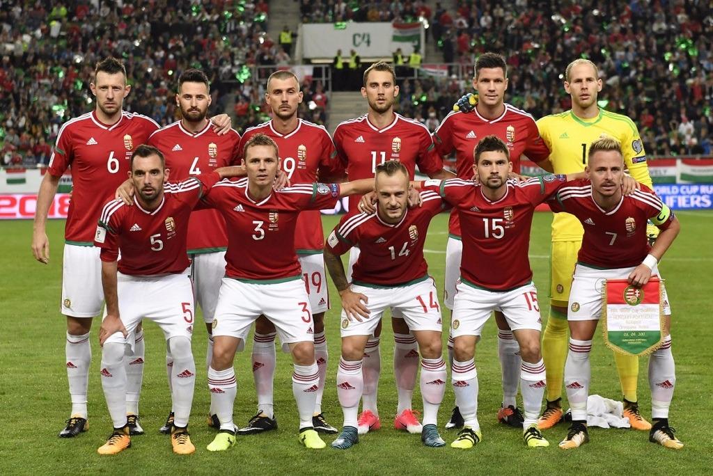 csapatfotó: Magyarország