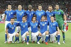 csapatfotó: Olaszország