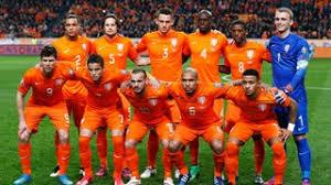 csapatfotó: Hollandia