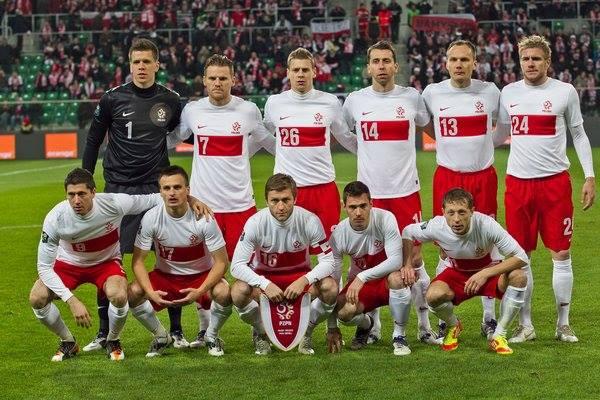 csapatfotó: Lengyelország