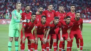 csapatfotó: Törökország