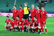csapatfotó: Wales